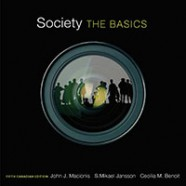Society: The Basics, 5th Canadian Edition