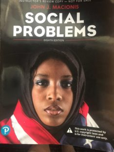 Social problems seventh edition